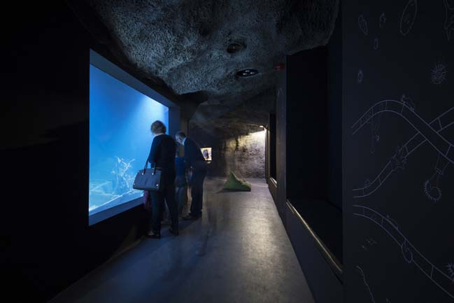 Karlovac freshwater aquarium and river museum by 3LHD