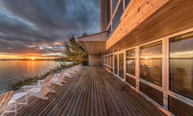 Beach House by Cibinel Architecture