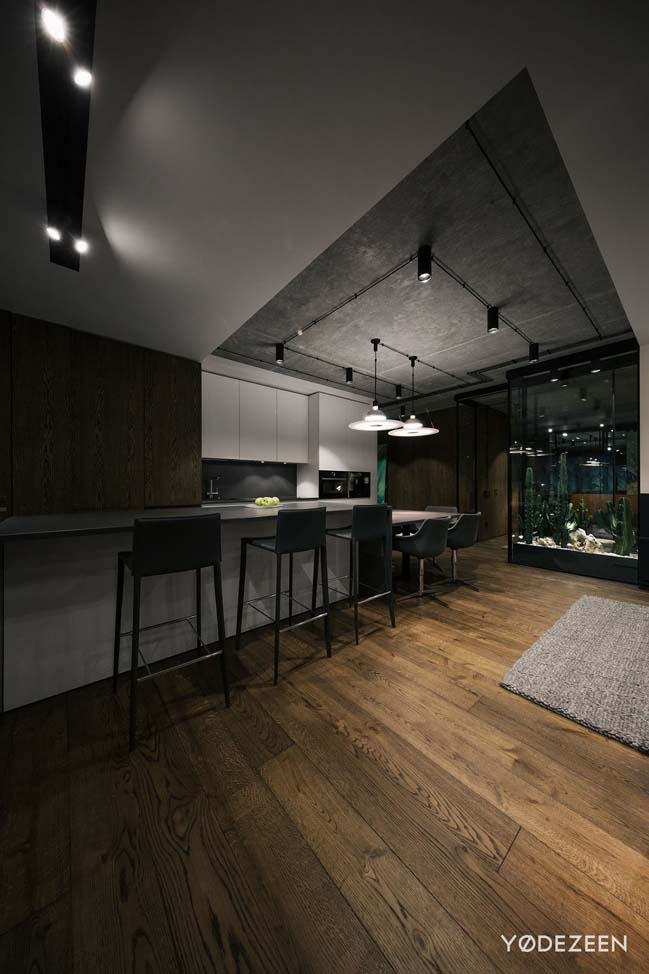 Luxury 1 bedroom apartment by Yodezeen