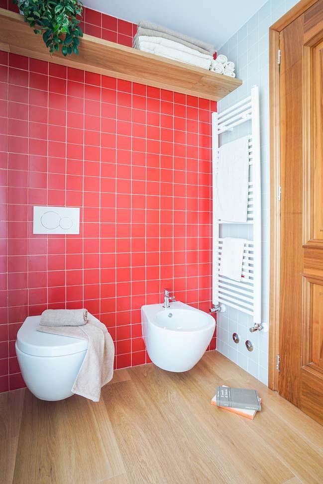 Four-storey apartment renovation by OKS Architetti
