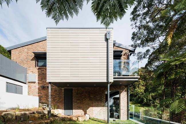 Burrawong House by Bijl Architecture