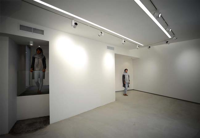 White Gallery by [Shift] Process Pratice