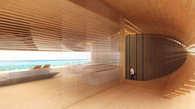 Tsubomi Villas by Kengo Kuma and Associates