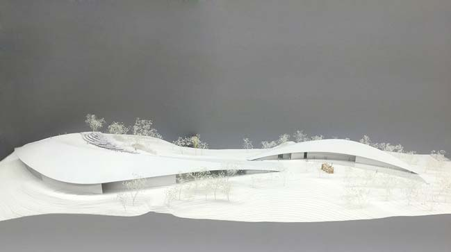 Pandawa Art Center by Kengo Kuma and Associates