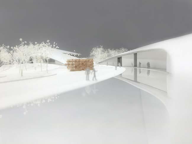 Pandawa Art Center by Kengo Kuma and Associates