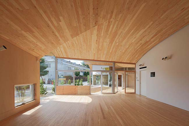 Toranoko Nursery by Takashige Yamashita Office