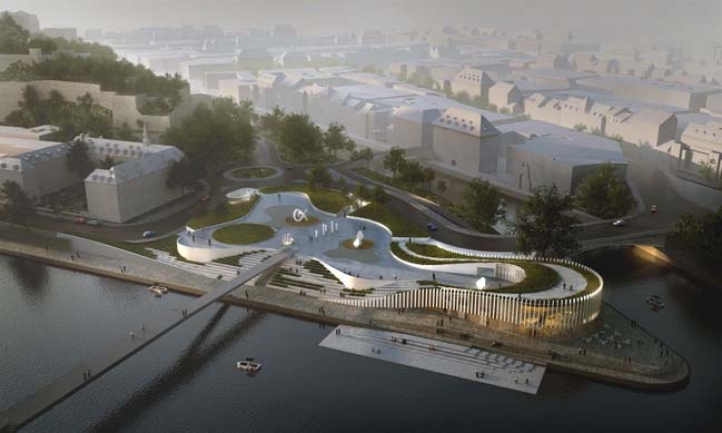 New Digital Port in Belgium by 3XN