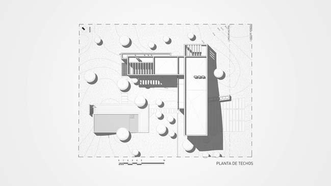 Kuvasz House by Estudio Galera Arquitectura