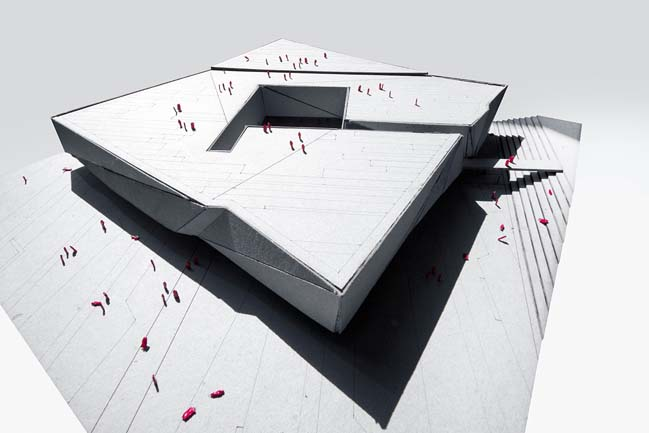 Istanbul City Museum by Salon Architects