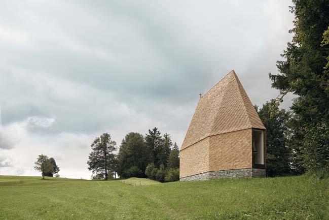 Kapelle Salgenreute by Bernardo Bader Architekten