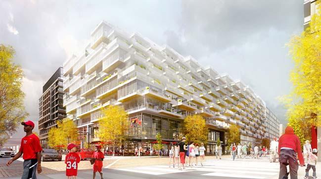 West Half Street by ODA Architecture