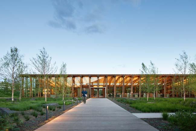 Washington Fruit by Graham Baba Architects