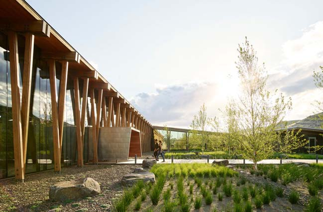 Washington Fruit by Graham Baba Architects