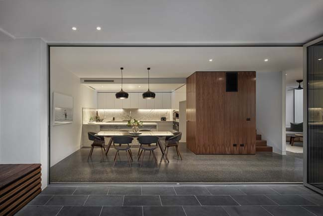 Contemporary Heritage Living by Melbourne Design Studios
