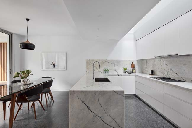 Contemporary heritage living by melbourne design studios for Melbourne design studios