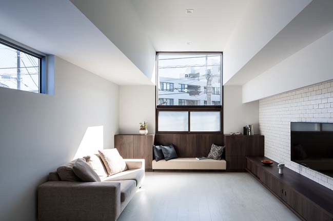 Adorable House by FORM / Kouichi Kimura Architects