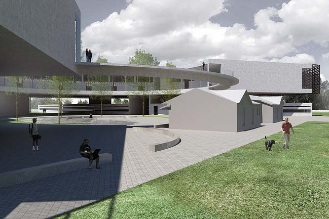 New Cyprus Museum by Lantavos Projects