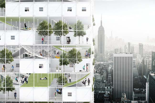 Affordable Housing in New York City by Beomki Lee