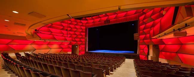Toronto Centre for the Arts by Diamond Schmitt Architect