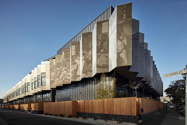 Luxury residential development in Melbourne by KUD