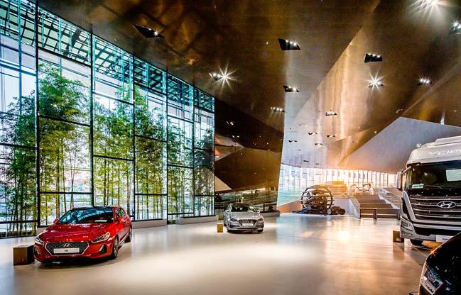 Hyundai Motorstudio Goyang by DMAA