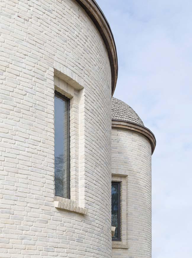 Russian Monastery of St. George by TCHOBAN VOSS Architekten