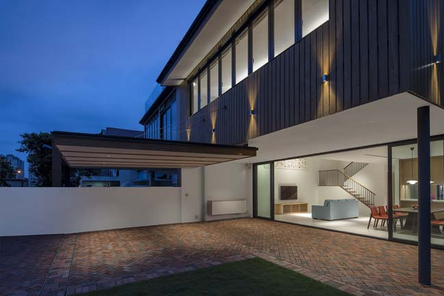 House at Sembawang by Atelier M+A