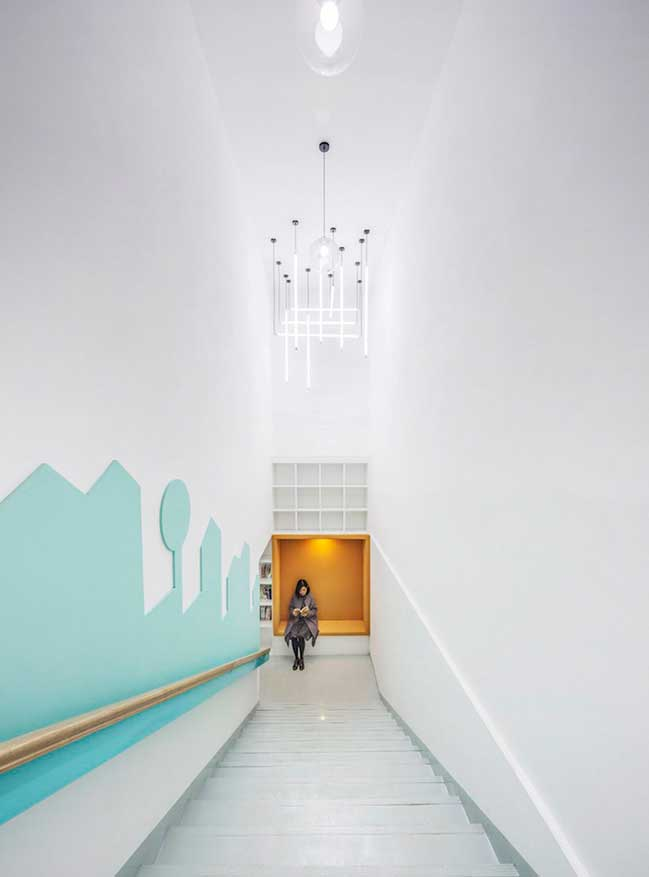 Dajiaoting Community Center by MAT Office