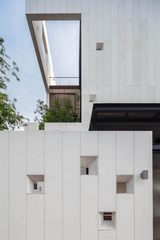 Stu / D / O Architects的Aperture House