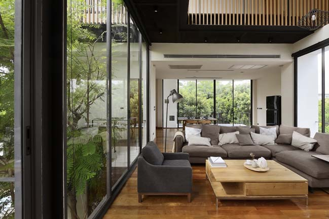 Aperture House by Stu/D/O Architects