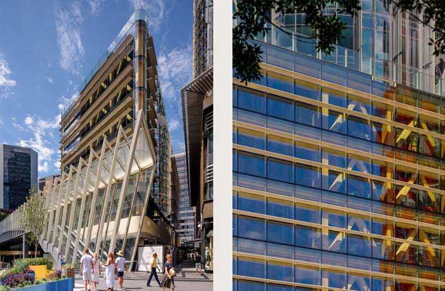 International House Sydney by Tzannes