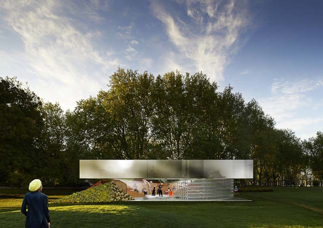 MPavilion 2017 in Melbourne by OMA