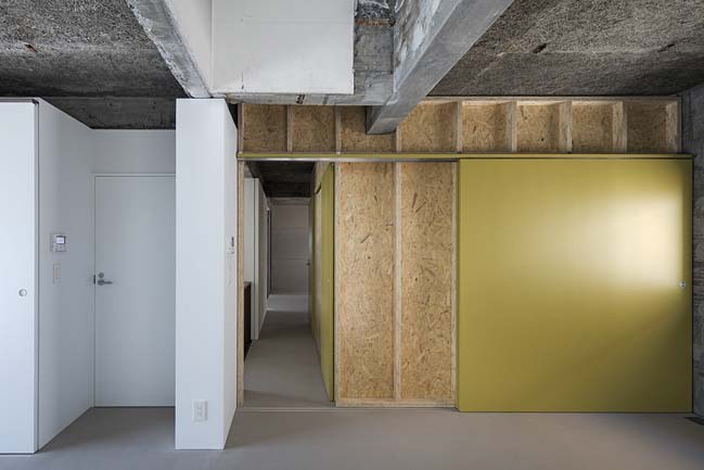 Concrete townhouse in Japan by Jo Nagasaka / Schemata Architects