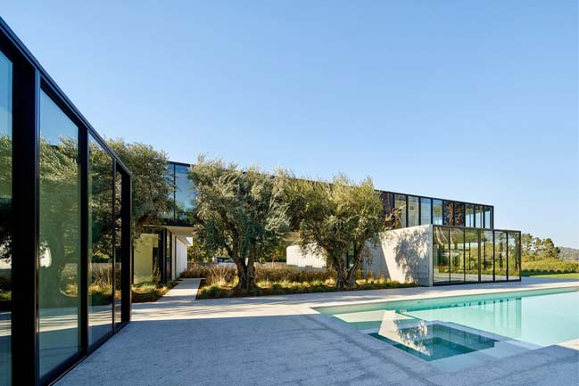 OZ Residence by Stanley Saitowitz | Natoma Architects