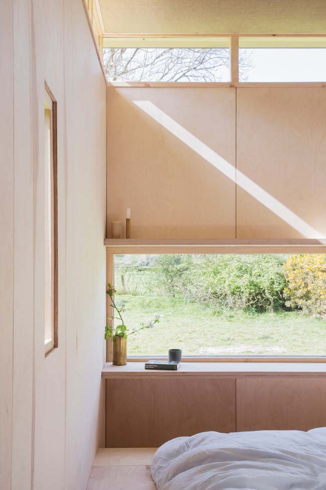 A writer's retreat in Mid Wales by TRIAS
