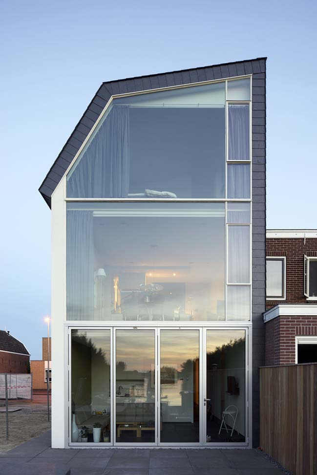 Contemporary home in the Netherlands by RV Architecture
