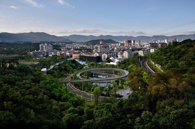 Fuzhou Masterplan by LOOK Architects