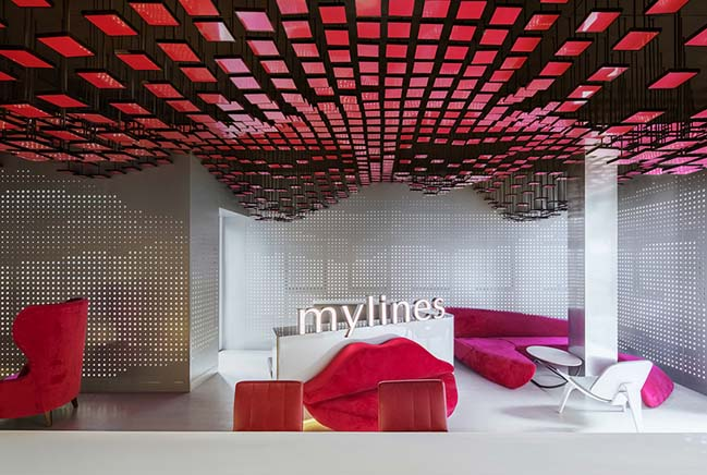 Mylines Hotel by LYCS Architecture