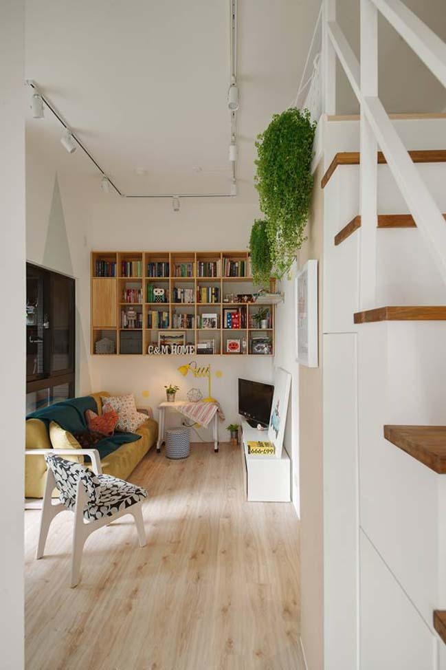 Lovely Tiny Space by A'LENTIL Design