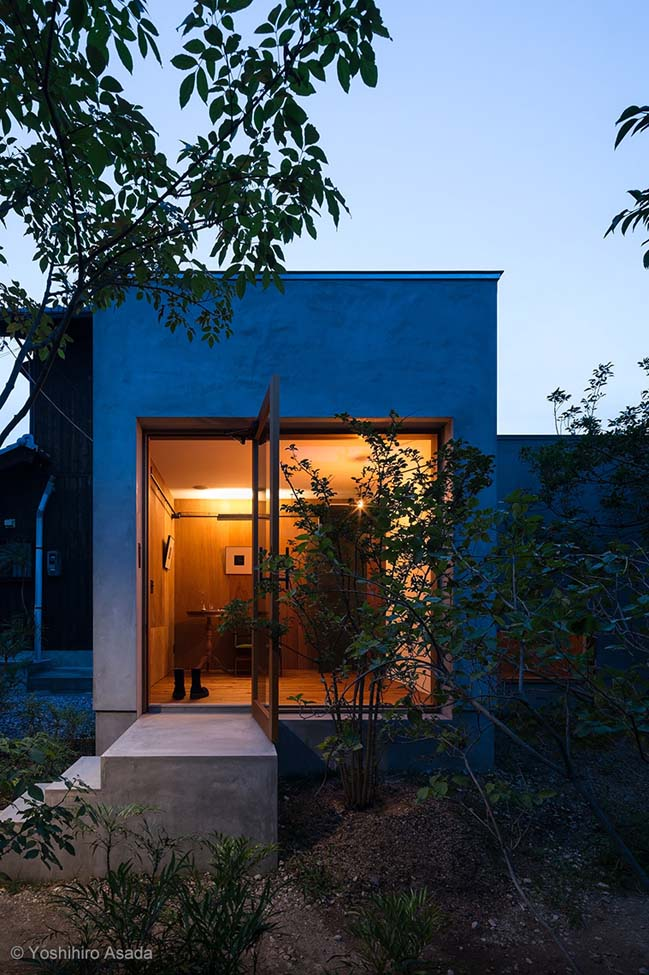 House for a Photographer by FORM/Kouichi Kimura Architects