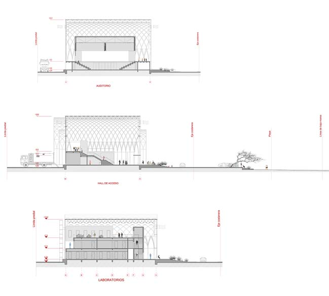 International Antarctic Center by PRACTICA