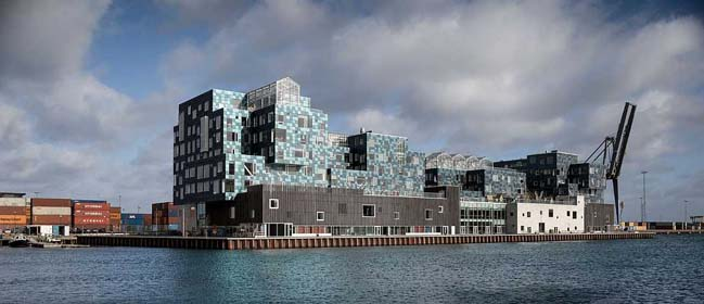 Copenhagen International School by C.F Møller