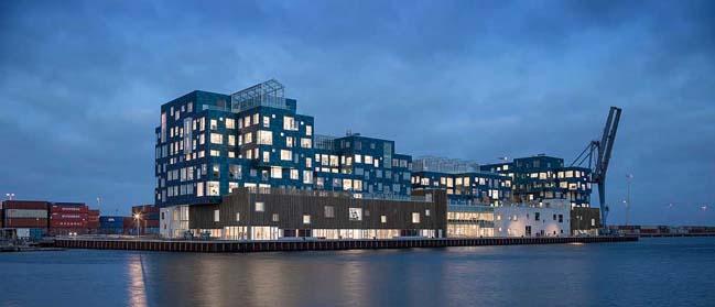 Copenhagen International School by C.F Møller