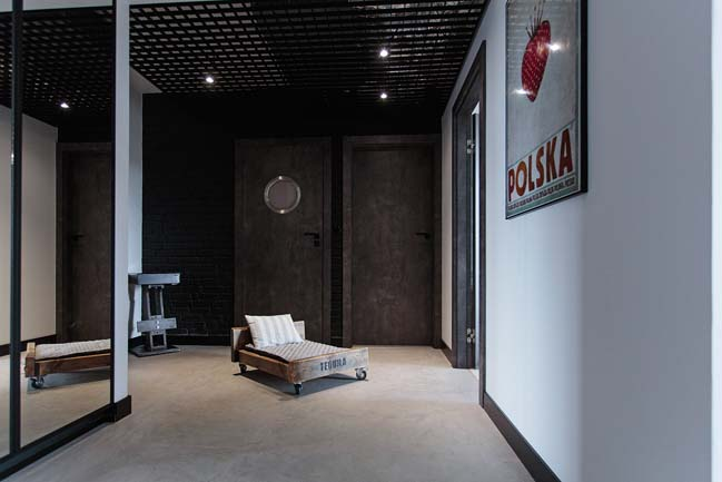 Two bedrooms apartment by SUMA Architektów