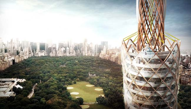 Central Park Tower by DFA