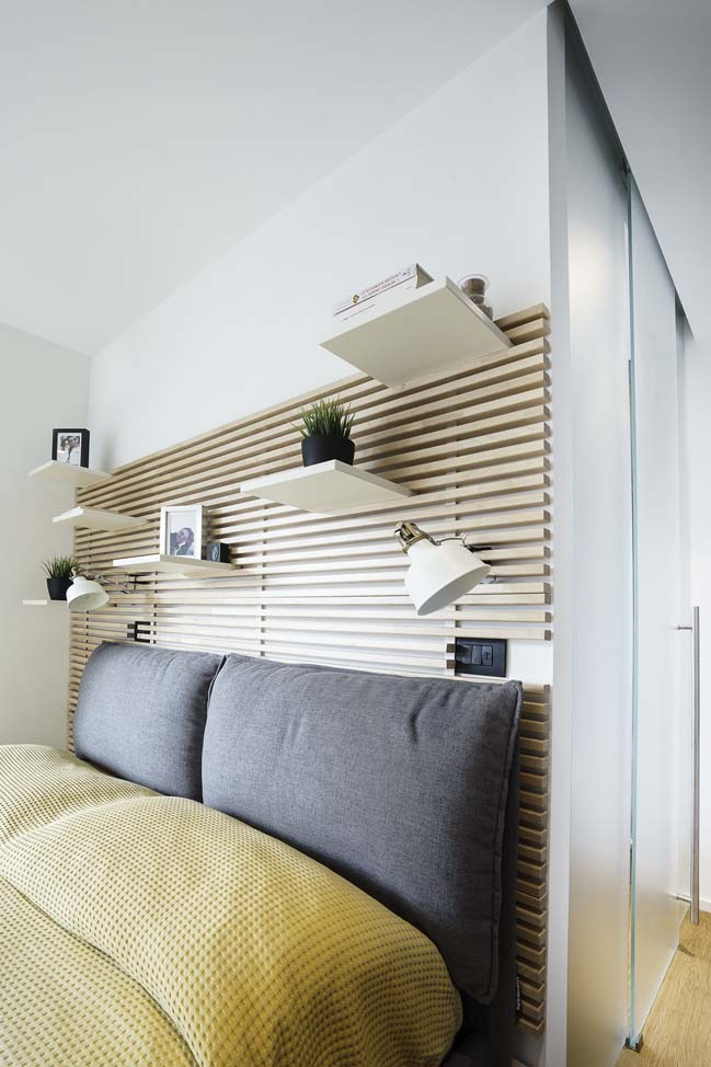 Grid Apartment by Brain Factory