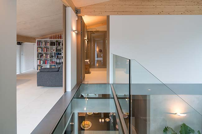 Patio House by BLOOT Architecture
