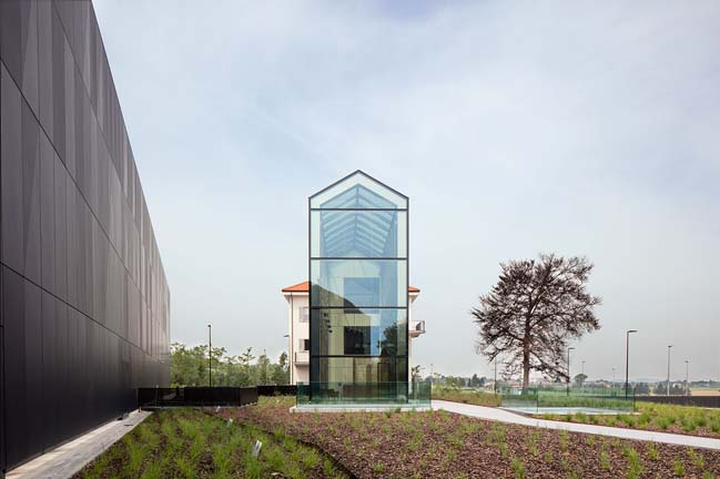 Bulgari Jewels Competence Center by Open Project