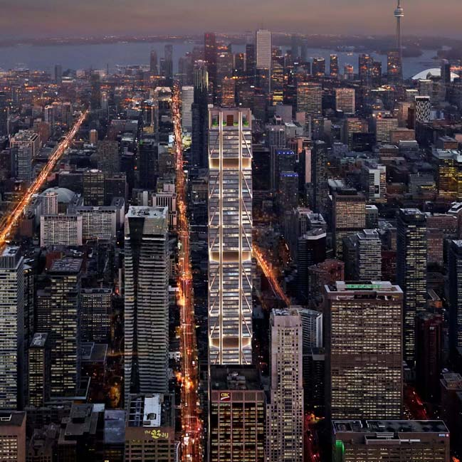 Canada tallest building by Foster + Partners