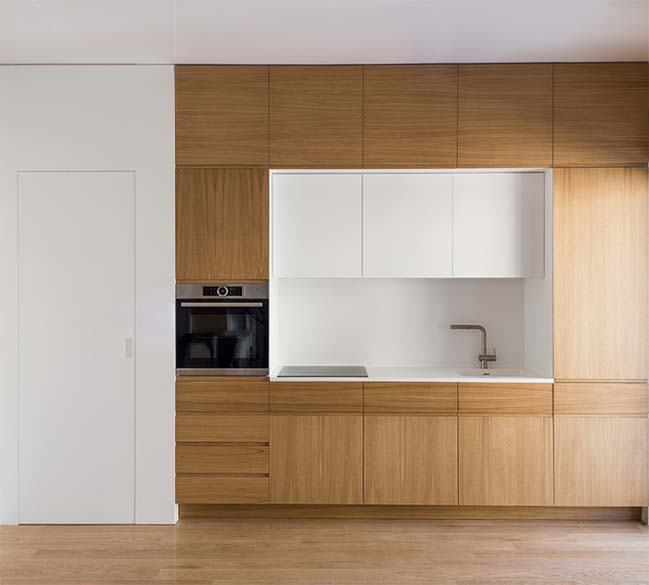 70 sqm apartment renovation